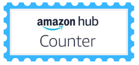 Diario di Viagio Amazon Hub Counter
